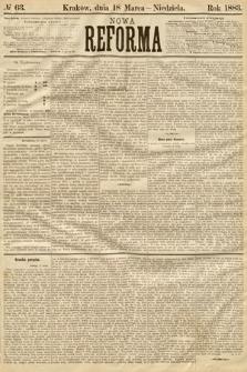 Nowa Reforma. 1883, nr63