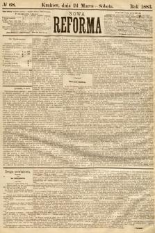 Nowa Reforma. 1883, nr68