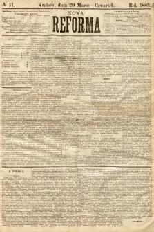 Nowa Reforma. 1883, nr71