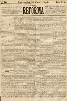 Nowa Reforma. 1883, nr72