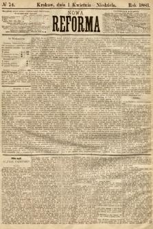 Nowa Reforma. 1883, nr74