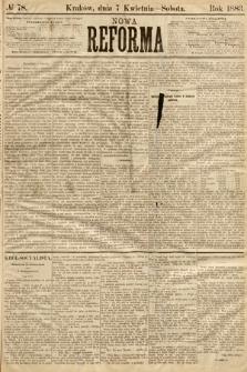 Nowa Reforma. 1883, nr78