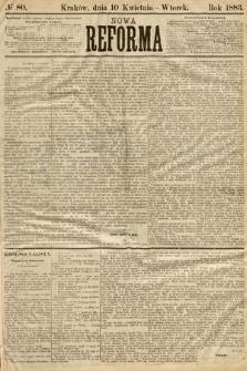 Nowa Reforma. 1883, nr80
