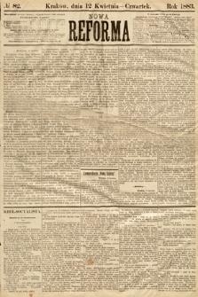 Nowa Reforma. 1883, nr82