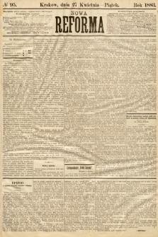 Nowa Reforma. 1883, nr95