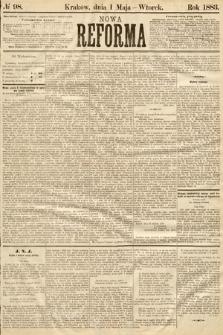 Nowa Reforma. 1883, nr98