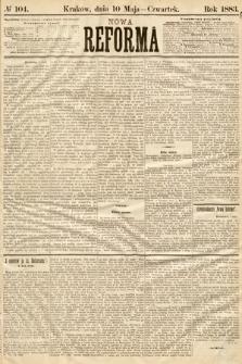 Nowa Reforma. 1883, nr104