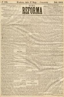 Nowa Reforma. 1883, nr109