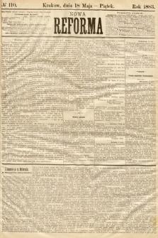 Nowa Reforma. 1883, nr110