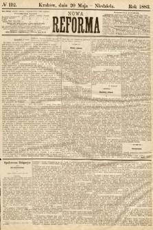 Nowa Reforma. 1883, nr112