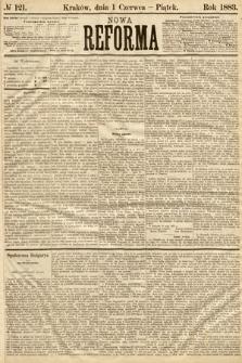 Nowa Reforma. 1883, nr121