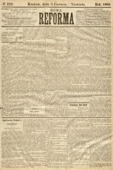 Nowa Reforma. 1883, nr123
