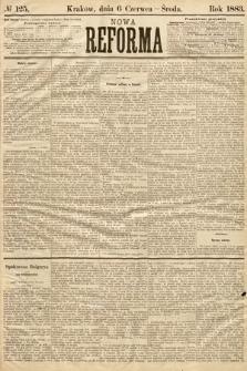 Nowa Reforma. 1883, nr125