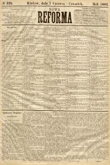 Nowa Reforma. 1883, nr126