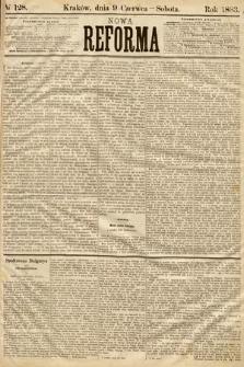 Nowa Reforma. 1883, nr128