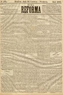 Nowa Reforma. 1883, nr129
