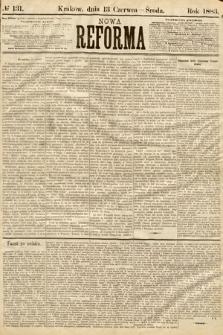 Nowa Reforma. 1883, nr131