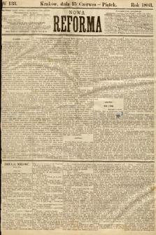 Nowa Reforma. 1883, nr133
