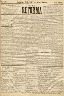 Nowa Reforma. 1883, nr137