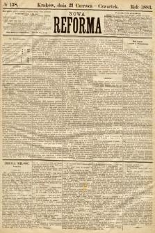 Nowa Reforma. 1883, nr138