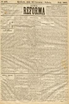 Nowa Reforma. 1883, nr140