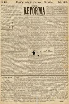 Nowa Reforma. 1883, nr141