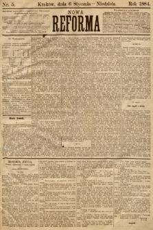 Nowa Reforma. 1884, nr5
