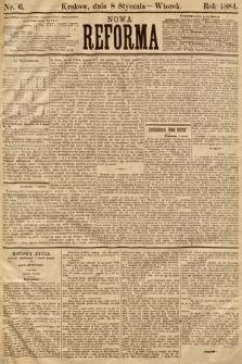 Nowa Reforma. 1884, nr6