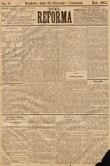 Nowa Reforma. 1884, nr8