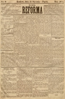 Nowa Reforma. 1884, nr9