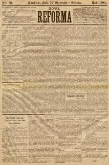 Nowa Reforma. 1884, nr10