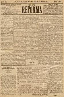 Nowa Reforma. 1884, nr11