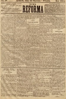 Nowa Reforma. 1884, nr18