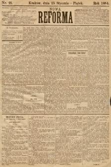 Nowa Reforma. 1884, nr21