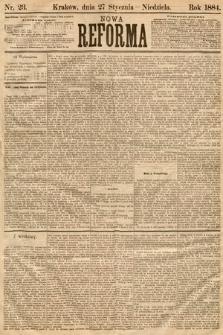 Nowa Reforma. 1884, nr23