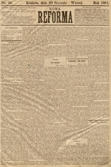 Nowa Reforma. 1884, nr24