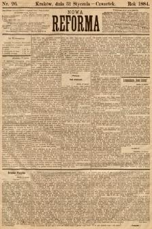 Nowa Reforma. 1884, nr26