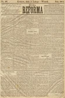 Nowa Reforma. 1884, nr29