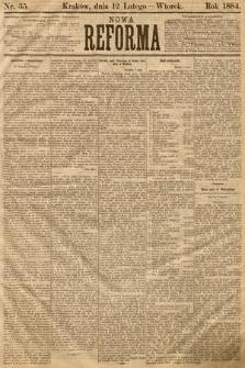 Nowa Reforma. 1884, nr35