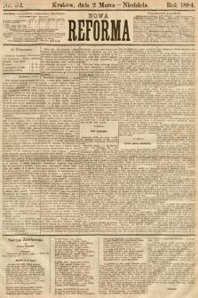 Nowa Reforma. 1884, nr52