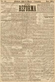 Nowa Reforma. 1884, nr55