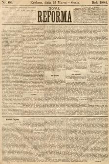 Nowa Reforma. 1884, nr60