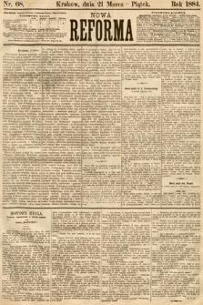 Nowa Reforma. 1884, nr68