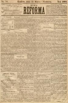 Nowa Reforma. 1884, nr70