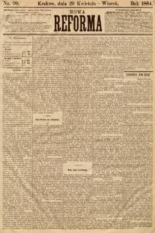 Nowa Reforma. 1884, nr99