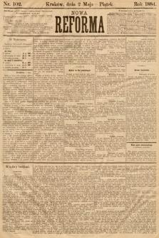 Nowa Reforma. 1884, nr102