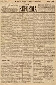 Nowa Reforma. 1884, nr107