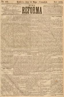Nowa Reforma. 1884, nr112