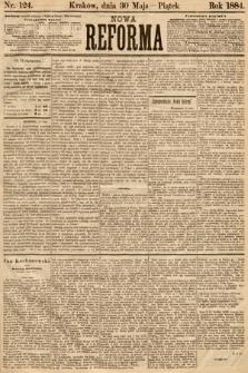 Nowa Reforma. 1884, nr124