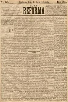 Nowa Reforma. 1884, nr125
